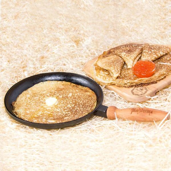 Ketaus (špižinės) keptuvės